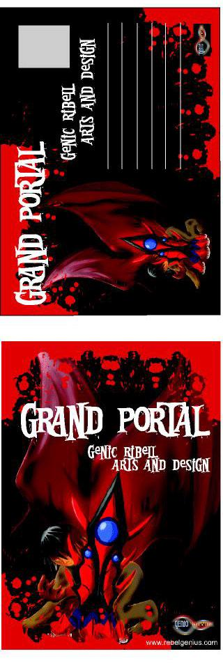 Bryan Tay in GRAND Postcard Design Contest
